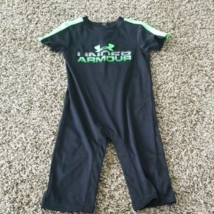 2 for $15 Under Armour jumpsuit  sporty boy